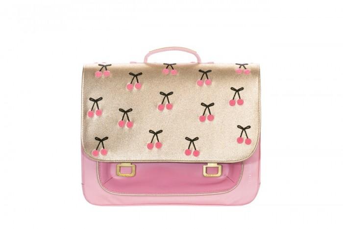 Купить Школьные рюкзаки, Jeune Premier Портфель Midi Вишенки Помпон