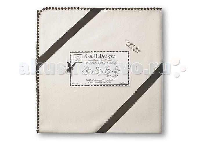 Пеленка SwaddleDesigns Organic Receiving Blanket