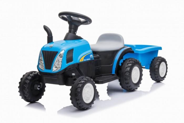 Купить Электромобили, Электромобиль Jiajia трактор с прицепом 8220219B-T7