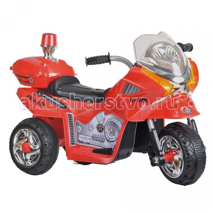 Электромобиль Jiajia Мотоцикл JT368Мотоцикл JT368Jiajia Электромотоцикл JT368 батарея 6V4.5Ah - этот яркий мотоцикл позволит ребенку ощутить себя в роли настоящего гонщика, который покоряет скоростные трассы и исполняет различные трюки. Красочный электромотоцикл JiaJia JT368 разгоняется до 2,5 км/час, оснащен комфортным сиденьем и эргономичным рулем, обеспечивающим удобное управление.   За водительским сиденьем расположена яркая сирена, которая всегда будет удерживать малыша в центре внимания. Еще плюсы в данной модели – светятся габариты и фары, благодаря чему поездки малыша будут еще интереснее. В движение детский транспорт приводится простым нажатием на педаль.  Преимущества: возраст: для малышей от 3 до 7 лет предельная нагрузка: 20 кг максимальная скорость до 2,5 км/ч прочные колеса с красивыми дисками удобное сиденье светятся фары, габариты приводится в движение нажатием на педаль работа от аккумулятора 6V4,5Ah размеры: 72 х 33 х 46 см<br>
