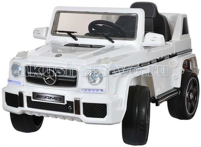 Детский транспорт , Электромобили Jiajia Mercedes G63 AMG JJ263 R/C арт: 343060 -  Электромобили