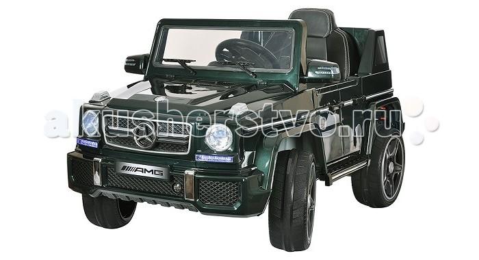 Электромобили Jiajia Mercedes G63 AMG JJ263 R/C mercedes а 160 с пробегом