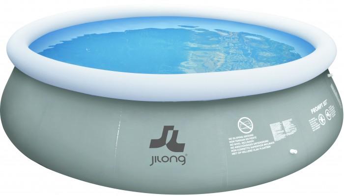 Летние товары , Бассейны Jilong Круглый Promt set pools 450x106 см арт: 546161 -  Бассейны