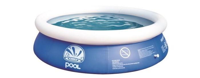 Летние товары , Бассейны Jilong Prompt Set Pools 240х63 см с фильтр-насосом арт: 488831 -  Бассейны