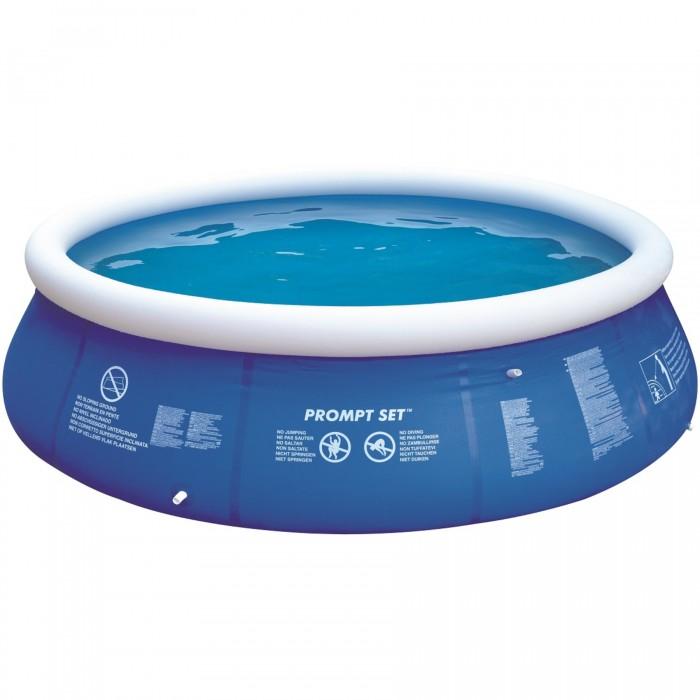Летние товары , Бассейны Jilong Prompt Set Pools 360х90 см с фильтр-насосом и лестницей арт: 488866 -  Бассейны