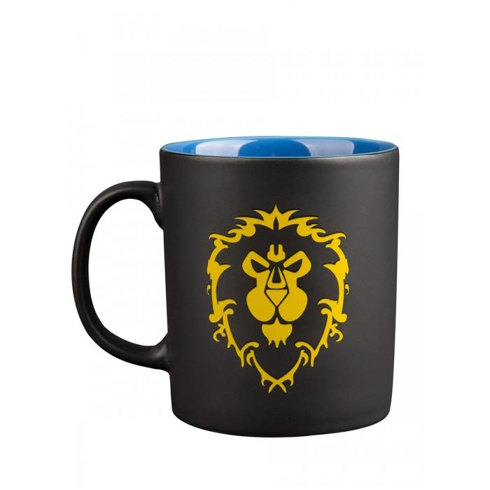 Купить Посуда и инвентарь, Jinx Кружка World of Warcraft Alliance Logo 325 мл