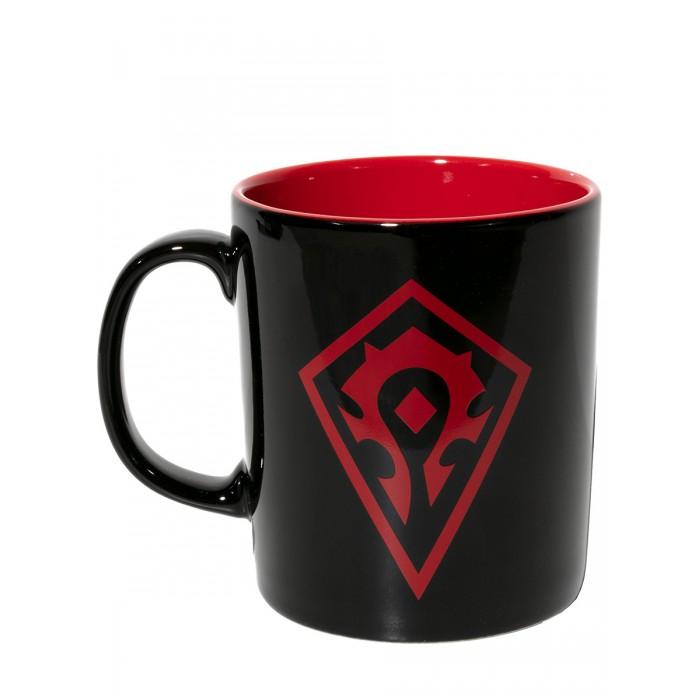 Купить Посуда и инвентарь, Jinx Кружка World of Warcraft For the Horde 325 мл