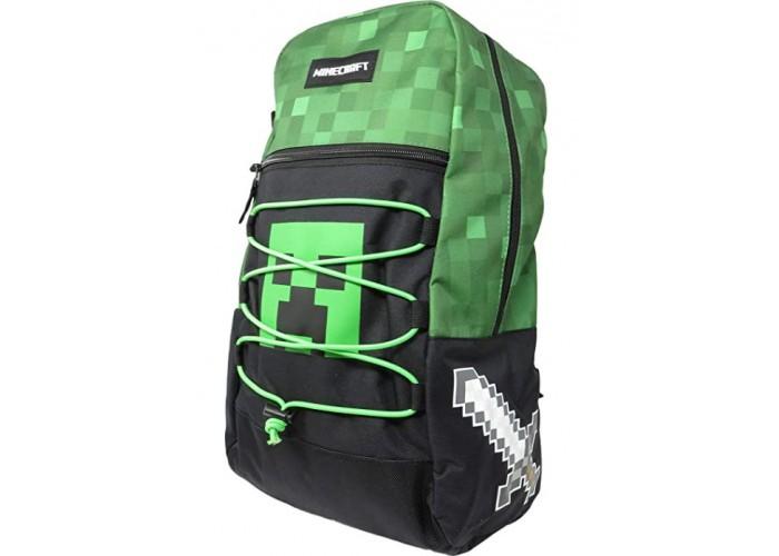 Школьные рюкзаки Jinx Рюкзак Minecraft Creeper