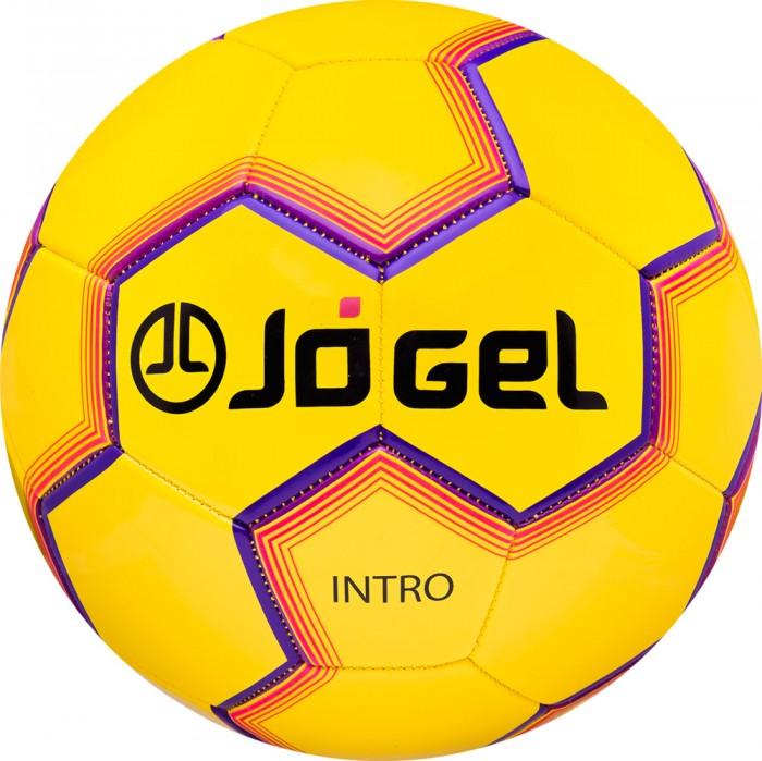 Мячи Jogel Мяч футбольный JS-100 Intro №5 мячи jogel мяч футбольный js 1110 urban 5