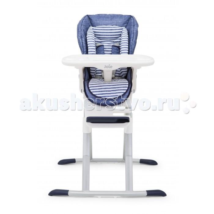 Стульчик для кормления Joie Mimzy 360Mimzy 360Стульчик для кормления Joie Mimzy 360 — уникальный стульчик для кормления. Спроектирован специально для того, чтобы ваш ребенок всегда оставался в центре внимания.   Благодаря своей универсальной конструкции Mimzy 360 может вращаться вокруг своей оси и имеет 4 положения установки. Спинка сидения имеет несколько уровней наклона.   От положения «лежа» до положения «сидя». Сиденье стульчика регулируется по высоте, обеспечивая быстрорастущему малышу удобство и комфорт.   Поднос можно прикрепить к задним ножкам стульчика для компактного и удобного хранения. Mimzy 360 рассчитан на долгую эксплуатацию. Вашему ребенку будет комфортно сидеть на стульчике и в 6 месяцев и в 3 года.  Размер в разложенном состоянии: 79х79х100 см Размер в сложенном состоянии: 79х28х114 см Вес: 11,15 кг Для детей от рождения и до 15 кг<br>