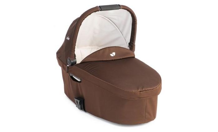 Детские коляски , Люльки Joie для новорожденного к коляске Chrome DLX Carry Cot арт: 250522 -  Люльки