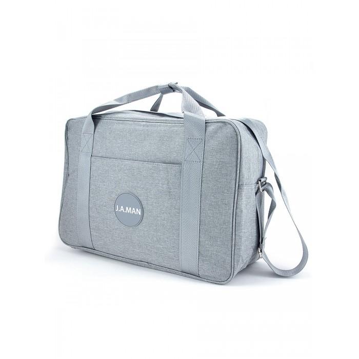 Купить Сумки для мамы, Joli Angel Сумка для поездок J.A.MAN TRB-228M Бельфор с боковым карманом