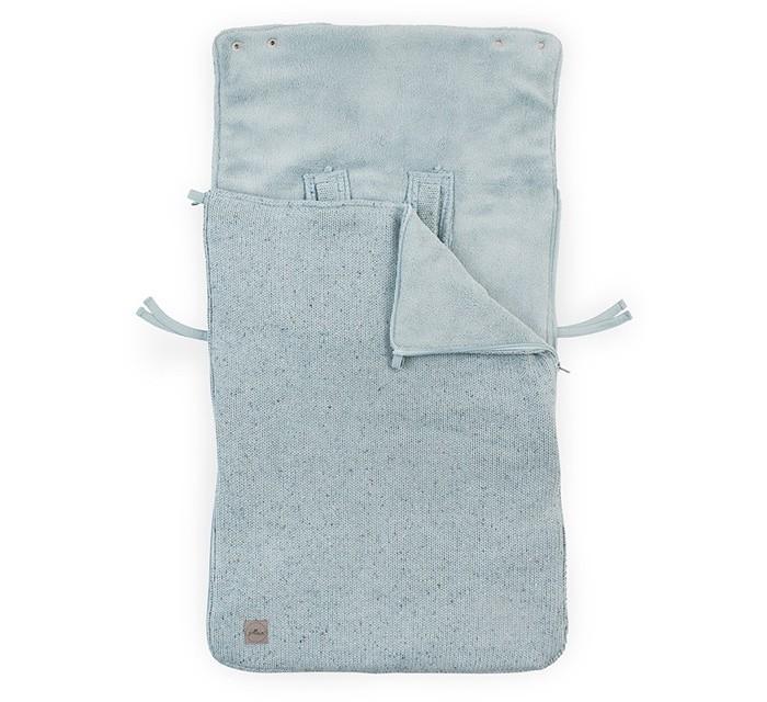 Демисезонные конверты Jollein Confetti knit спальные конверты jollein со съемными рукавами 110 см тог 1 7