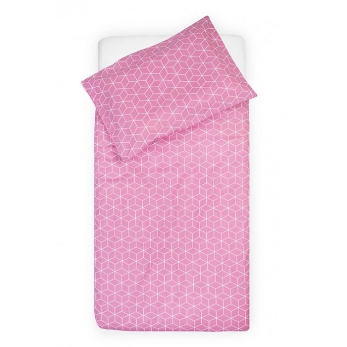 Постельное белье Jollein (2 предмета)(2 предмета)Постельное белье Jollein (2 предмета) – это наволочка и пододеяльник.  Размер пододеяльника 100х140 см, размер наволочки 40х60 см. Сделан из индийского хлопка высокого качества.  Состав: 100% хлопок.<br>
