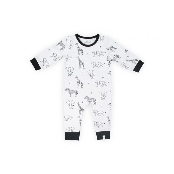 Детская одежда , Комбинезоны и полукомбинезоны Jollein Комбинезон Safari арт: 539896 -  Комбинезоны и полукомбинезоны
