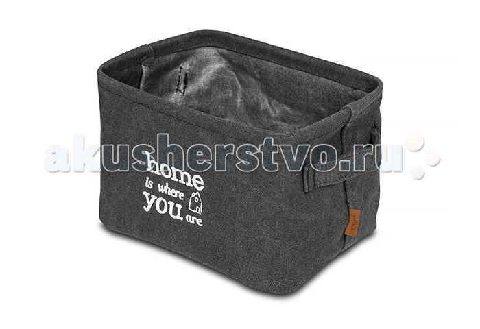 Детская мебель , Ящики для игрушек Jollein Коробка для аксессуаров Stonewashed 580-001 арт: 371178 -  Ящики для игрушек