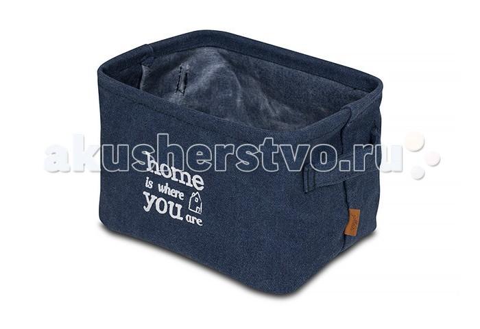 Ящики для игрушек Jollein Коробка для аксессуаров Stonewashed 580-001 20x15x15 оборудование для мониторинга ideas 001 15