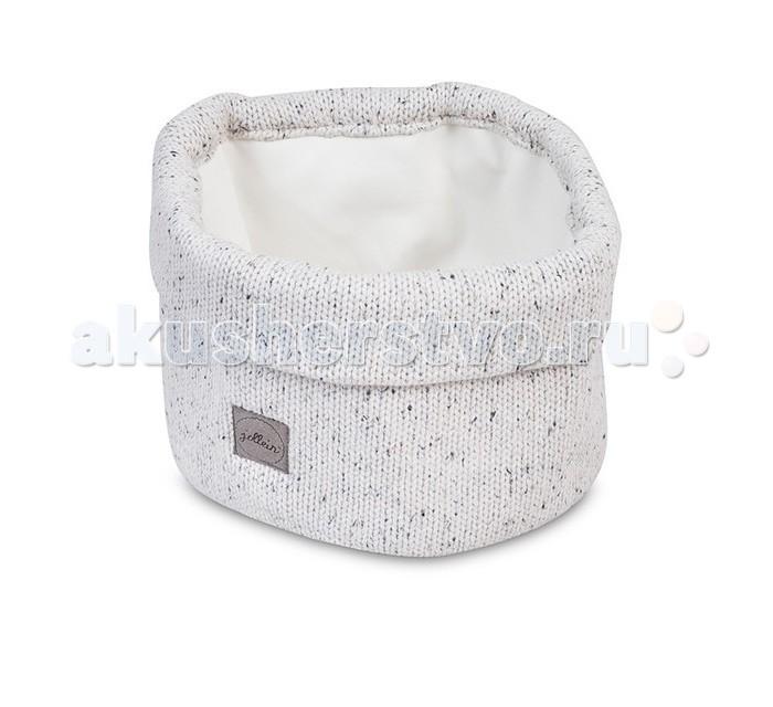 Аксессуары для детской комнаты Jollein Корзина Confetti knit