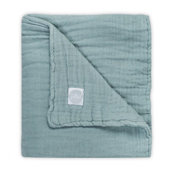Одеяло Jollein муслиновое 120х120 см