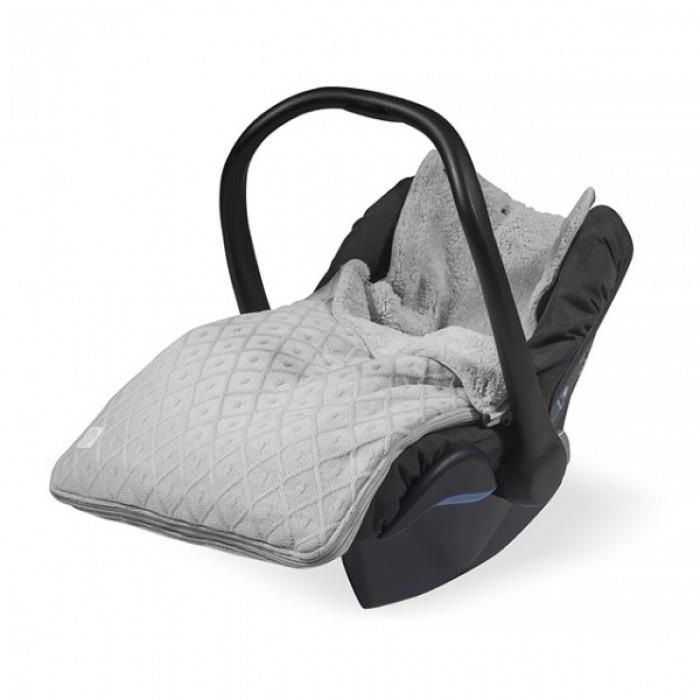 Детская одежда , Демисезонные конверты Jollein Natural knit универсальный арт: 299506 -  Демисезонные конверты