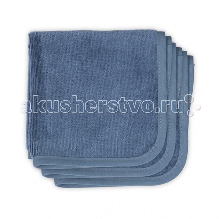 Текстильные салфетки Jollein Салфетки для лица однотонные 3 шт. 30х30 см jollein многоцелевые муслин 70х70 см 6 шт розовые облака
