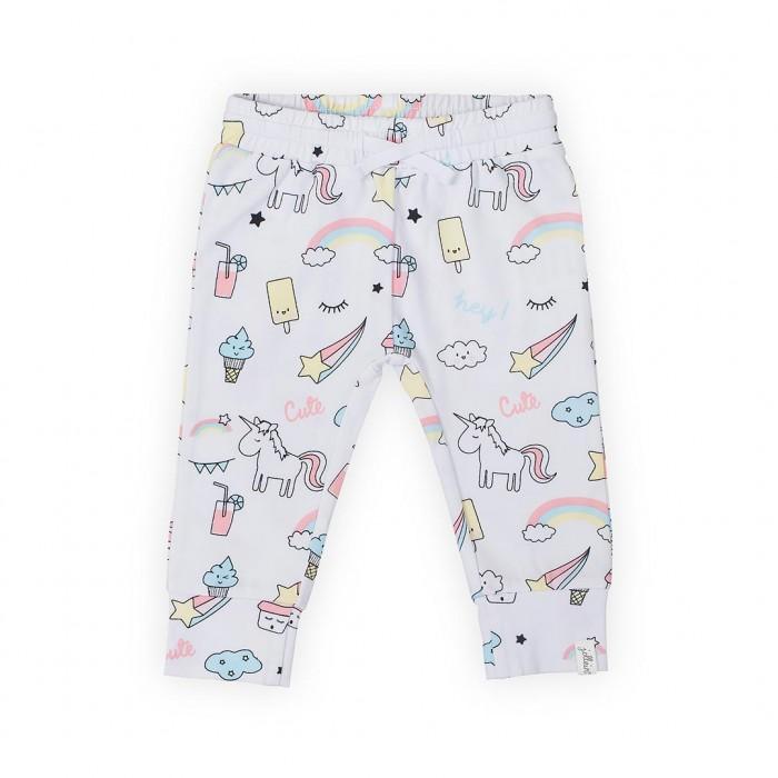 Детская одежда , Брюки, джинсы и штанишки Jollein Штаны Unicorn Единорог арт: 540001 -  Брюки, джинсы и штанишки