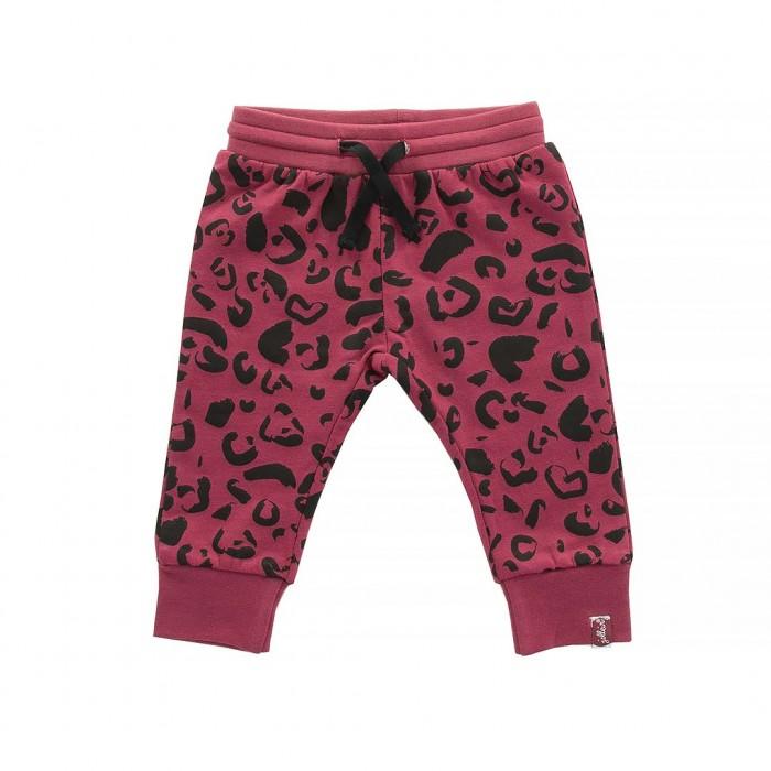 Штанишки и шорты Jollein Штаны утепленные Leopard штаны утепленные детские для девочек lassie
