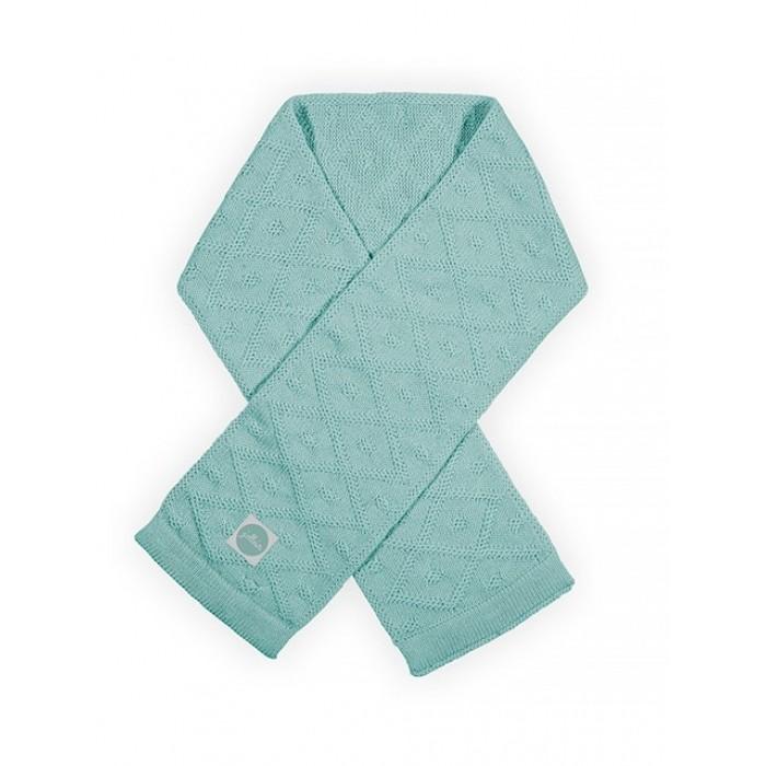 Варежки, перчатки и шарфы Jollein Вязаный шарф Diamond мягкие кресла jollein пуф stonewashed