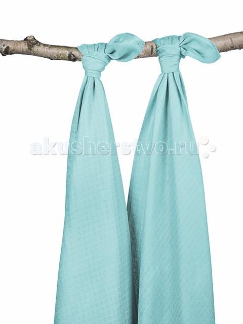 Пеленка Jollein Комплект 2 шт. (бамбук) 115х115 см