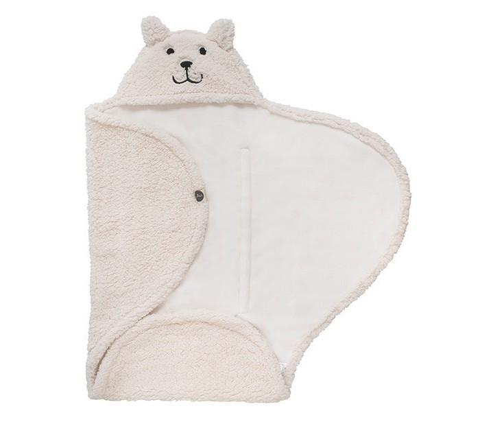 Jollein Меховое одеяло-конверт от Акушерство