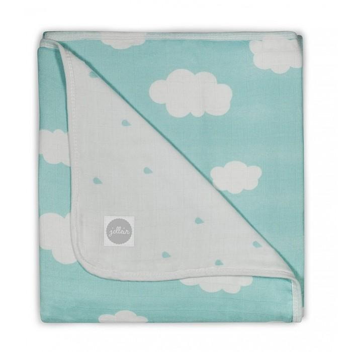 Одеяло Jollein муслиновое 75х100 сммуслиновое 75х100 смДвухстороннее одеяло Jollein из муслина - это самое легкое, воздушное и дышащее одеяло, которое согреет малышей и при этом не будет никакого перегрева. Красивые расцветки будут радовать глаз малышей и мам.  Сделано из 4-х слоев муслиновой (пористой) мягкой ткани. Можно не гладить. С каждой стиркой становится все мягче и мягче.  Ваши малыши никогда не будут потеть во время сна. Идеальное одеяло для детей аллергиков, так как выполнено из 100% хлопка, которое легко стирается и быстро сохнет.  Рекомендуется стирка до 60 градусов.  Размер - 75х100 см Материал - 100% хлопок<br>