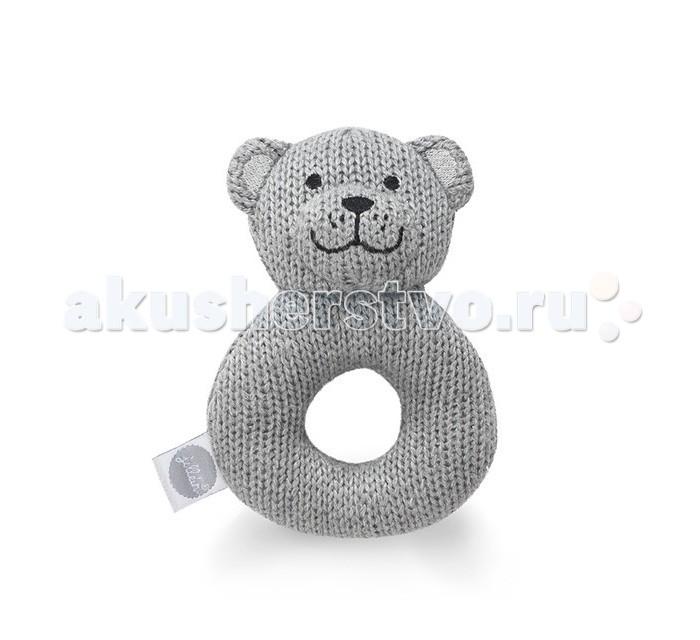 Погремушки Jollein Мягкая игрушка Мишка 13x9x4,5 см