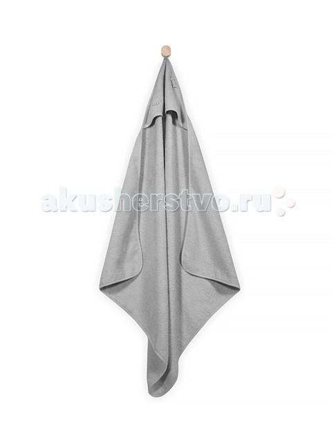 Полотенца Jollein Полотенце с капюшоном 75х75 см спальные конверты jollein со съемными рукавами 110 см тог 1 7