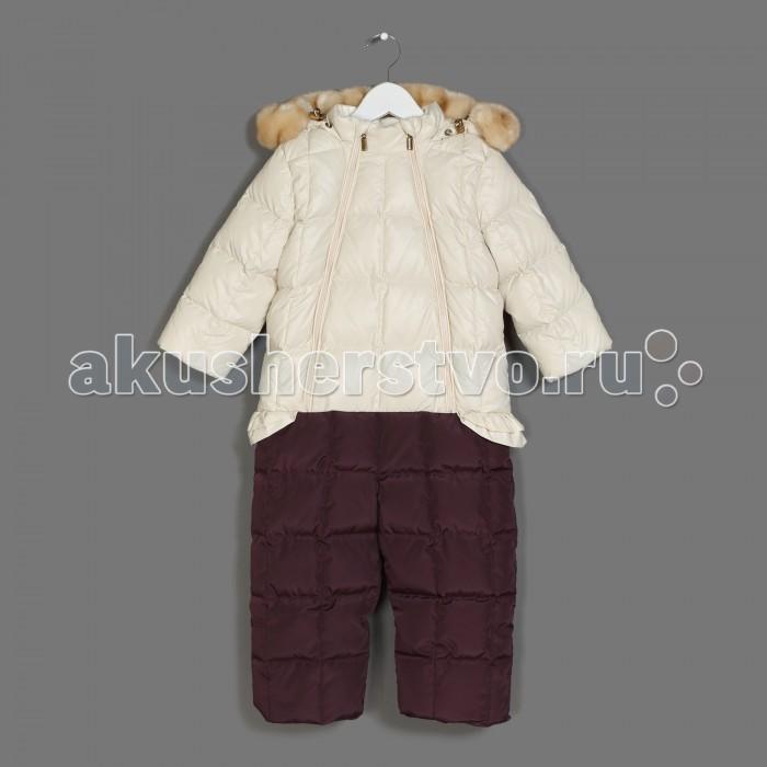 Детская одежда , Утепленные комбинезоны и комплекты Ёмаё Комбинезон для девочки 69-112 арт: 408174 -  Утепленные комбинезоны и комплекты