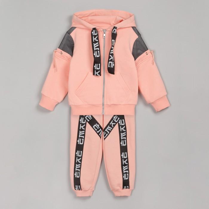 Детская одежда , Комплекты детской одежды Ёмаё Комплект для девочек Хип хоп 29-419 арт: 542141 -  Комплекты детской одежды