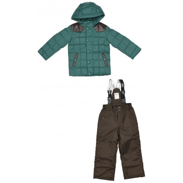 Ёмаё Комплект для мальчика (куртка и полукомбинезон) 39-179