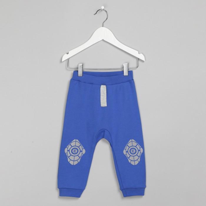 Брюки, джинсы и штанишки Ёмаё Ползунки для мальчика Космос 26-286 ползунки ёмаё ползунки с ножками 26 275