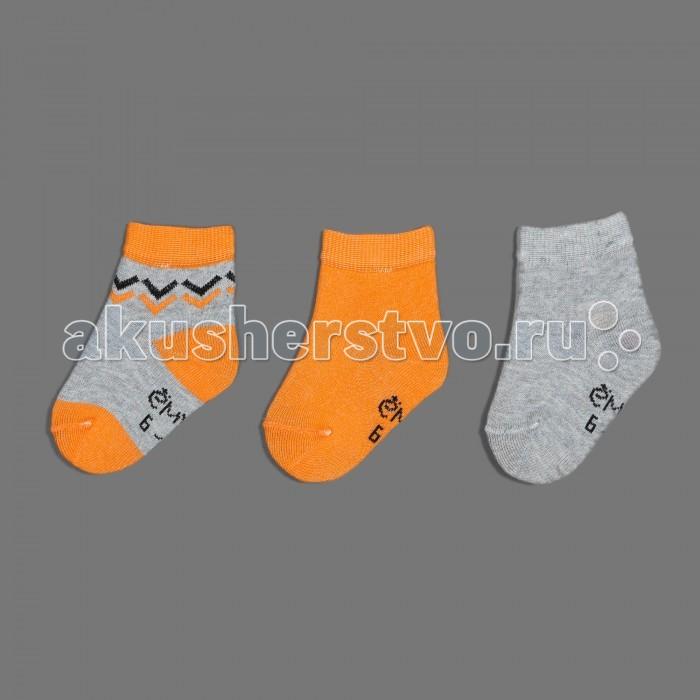 Колготки, носки, гетры Ёмаё Комплект носков (3 пары) 37-148 комплект носков 3 пары infinity kids
