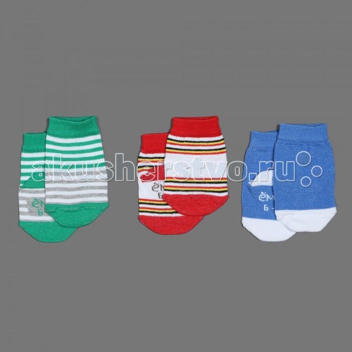 Колготки, носки, гетры Ёмаё Комплект носков (3 пары) 37-152 3 пары оригинальных носков