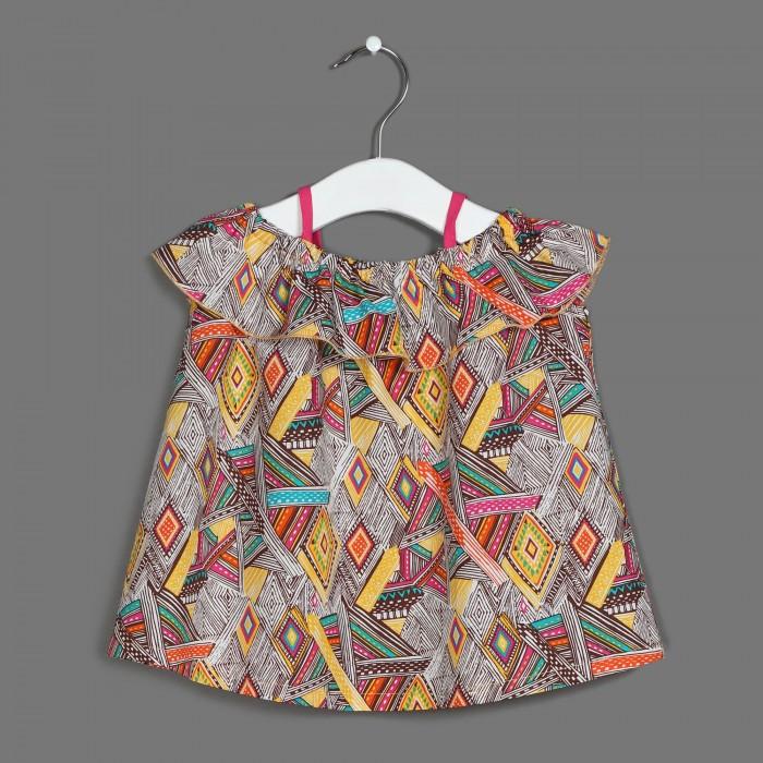 Детские платья и сарафаны Ёмаё Платье-туника Танцы на песке