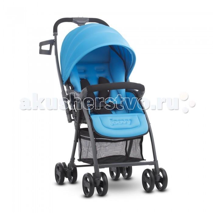 Прогулочная коляска Joovy BalloonBalloonПрогулочная коляска Balloon JOOVY  Прогулочная коляска Balloon (Балун) практична в своем роде, имеет легкий вес, перекидную ручку и регулируемую подножку. Угол наклона спинки регулруется до положения лежа, что позволяет использовать коляску с самого рождения (с 0 месяцев) и идеально подходит для сна во время прогулки. Рассчитана на вес ребенка до 20 кг.  Универсальный адаптер под автокресло, который идет в комплекте позволяет устанавливать любое автокресло. Большой капор с защитой от ультрофиолета (SPF +50) защитит Вашего ребенка в солнечный день. Кроме всего, коляска очень компакта и ее легко положить в багажник автомобиля или использовать в общественном транспорте, за счет простоты сложения.   Легкий вес коляски 5,8 кг перекидная ручка, откидной бампер угол наклона спинки регулируется до положения лежа регулируемая подножка пятиточечный ремень безопасности с мягкими плечиками большой капор с защитой от ультрафиолета поворотные колеса для лучшей маневренности компактное складывание стоит в сложенном виде  В комплекте: съемный бампер, универсальный адаптер под автокресло, 2 подстаканника<br>