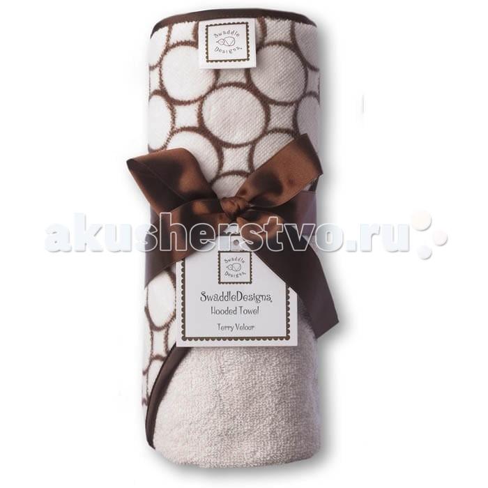 Полотенца SwaddleDesigns Полотенца с капюшоном Hooded Towel полотенца