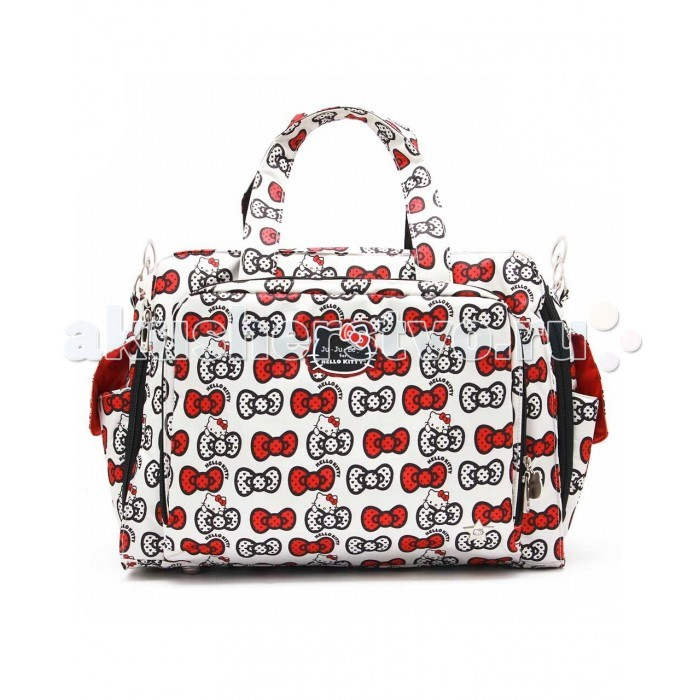 Сумки для мамы Ju-Ju-Be Дорожная сумка Be Prepared Hello kitty сумка для мамы ju ju be be light onyx black beauty