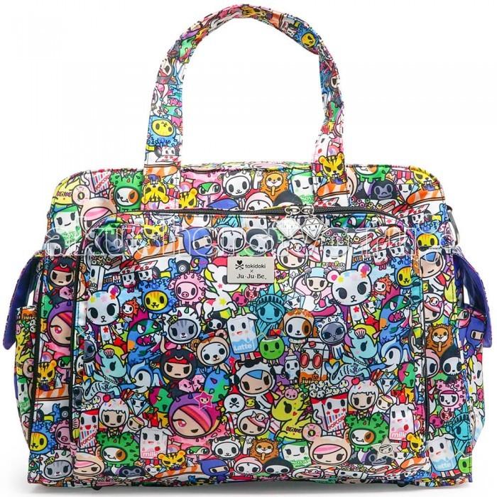 Сумки для мамы Ju-Ju-Be Дорожная сумка Be Prepared Tokidoki, Сумки для мамы - артикул:156935