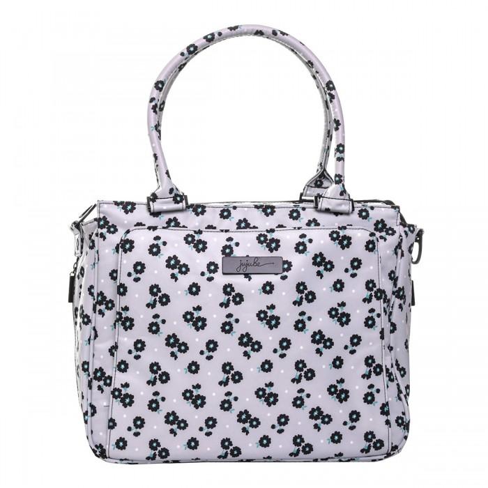 Сумки для мамы Ju-Ju-Be Сумка для мамы Be Classy Onyx сумка для мамы ju ju be hobobe pink pinwheels 12hb01a 8737