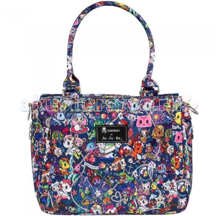 Сумки для мамы Ju-Ju-Be Сумка для мамы Be Classy Tokidoki ju ju be дорожная сумка для мамы be prepared black petals