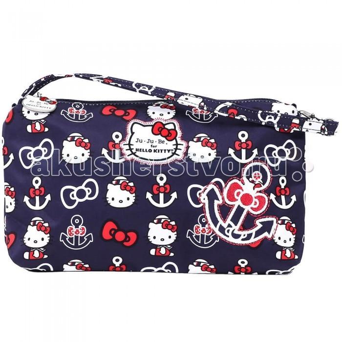 Сумки для мамы Ju-Ju-Be Сумка для мамы Be Quick Hello Kitty сумка для мамы ju ju be hobobe pink pinwheels 12hb01a 8737
