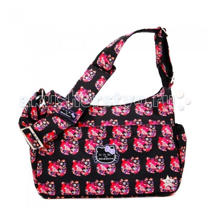 Сумки для мамы Ju-Ju-Be Сумка для мамы HoboBe Hello kitty сумка для мамы ju ju be hobobe pink pinwheels 12hb01a 8737