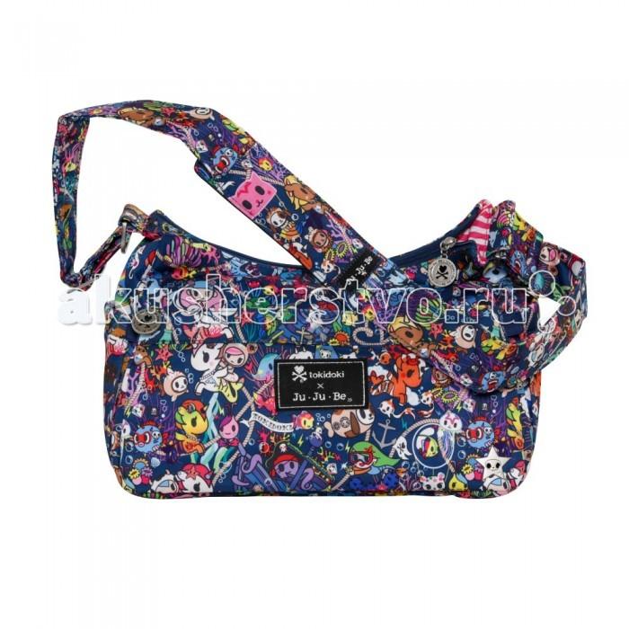 Сумки для мамы Ju-Ju-Be Сумка для мамы HoboBe Tokidoki сумка для мамы ju ju be hobobe pink pinwheels 12hb01a 8737