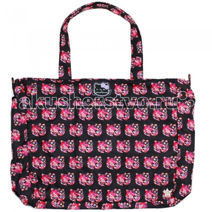 Сумки для мамы Ju-Ju-Be Сумка для мамы Super Be Hello Kitty сумки для мамы ju ju be сумка для мамы super be